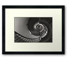 Stairway to heaven Framed Print