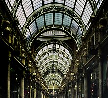 Victoria Quarter, Country Arcade, Leeds by nadine henley