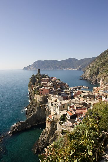 Vernazza by David Clarke