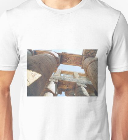 Holding up the sky  Unisex T-Shirt