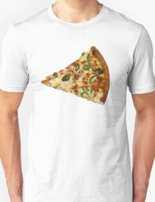 Spicy Pizza Slice Unisex T-Shirt