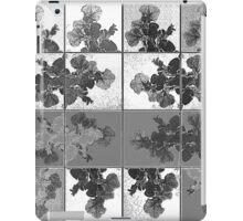 Floral Universe Pattern 7 iPad Case/Skin