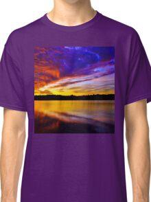 Burning sky 2 Classic T-Shirt