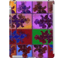 Floral Universe Pattern 3 iPad Case/Skin