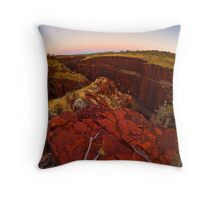 When The Day Has Gone Throw Pillow