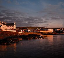 Islay: Port Charlotte Dawn by Kasia-D