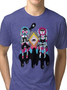 meze Tri-blend T-Shirt