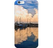 Между небом и водой  (Between the sky and water) iPhone Case/Skin