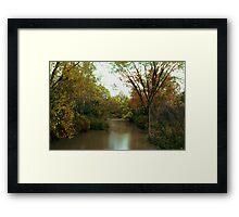 072106-11 Framed Print
