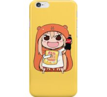 Himouto! Umaru-chan – Coke 'n Chips iPhone Case/Skin