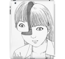 Shintaro – Where is My Mind? (Variant) iPad Case/Skin