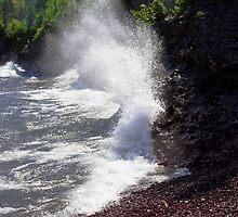 A Superior Splash by Karen Karl