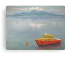 Dundrum Bay and the Mountains of Mourne Canvas Print