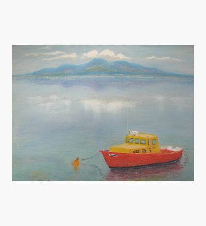 Dundrum Bay and the Mountains of Mourne Photographic Print
