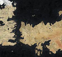 Westeros by TheFunkyMeerkat