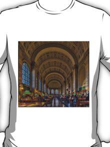 Boston Public Library T-Shirt