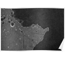 Satellite over Hyundai 2000 Poster