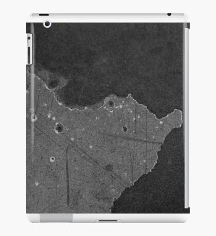 Satellite over Hyundai 2000 iPad Case/Skin
