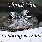 Thank You! by Veronica Schultz