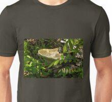 Dryads Saddle Bracket Fungi - Polyporus Squamosus Unisex T-Shirt