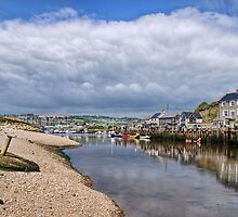 Seaton Harbour 2 - Devon by Susie Peek