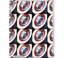 Classic Wheel 2 iPad Case/Skin