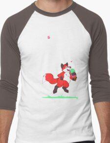The Power of Ice Cream Men's Baseball ¾ T-Shirt