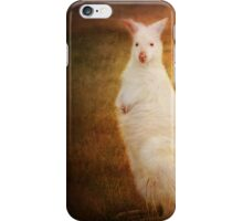 Distant relatives iPhone Case/Skin