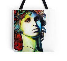 """""""Jim Morrison"""" Tote Bag"""