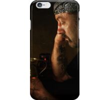 Time and Tide iPhone Case/Skin