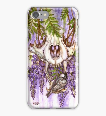 what you were iPhone Case/Skin