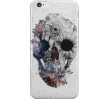 Floral Skull 2 iPhone Case/Skin