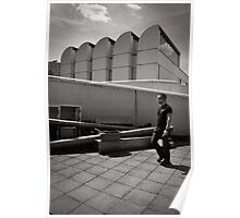 Bauhaus Effect Poster