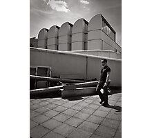 Bauhaus Effect Photographic Print