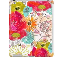 Expressive Blooms iPad Case/Skin