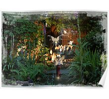 Fairy Dell Night Time Magic Poster