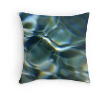 Color Reflections Throw Pillow