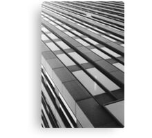 office tower infinity Canvas Print