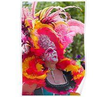 Summer Solstice Parade Poster