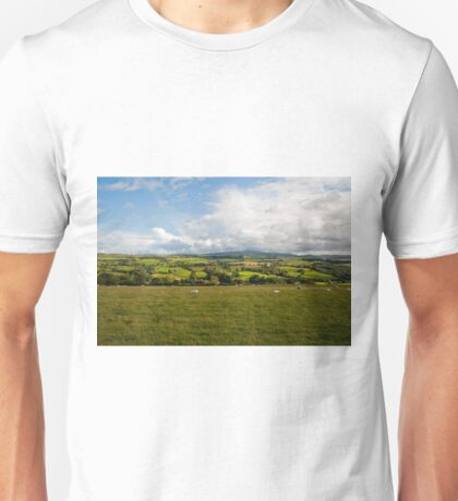English field Unisex T-Shirt