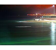 Lisbon coast Photographic Print