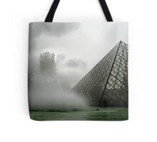 How to build a perfect pyramid (try one more time) Tote Bag