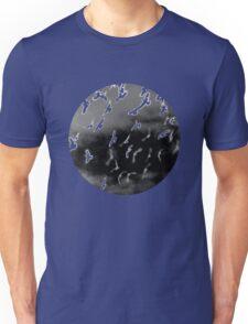 Bad Moon - White Unisex T-Shirt