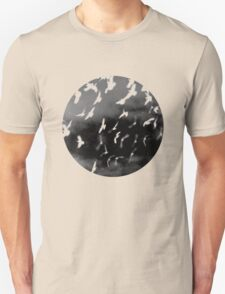 Bad Moon - White Unisex T-Shirt
