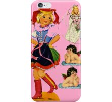 Little Girls Dream iPhone Case/Skin