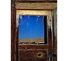 Neighborhood Reflections Photographic Print