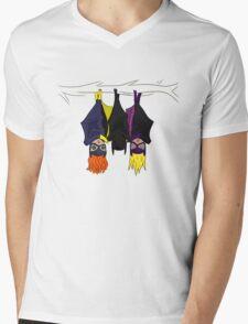 The Bat-girls Mens V-Neck T-Shirt