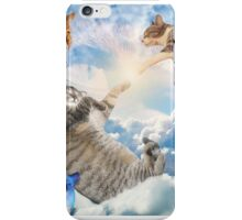 Heavenly Cats iPhone Case/Skin
