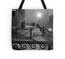 A stranger in the fog Tote Bag