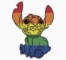 Rainbow Stitch by instinCKt
